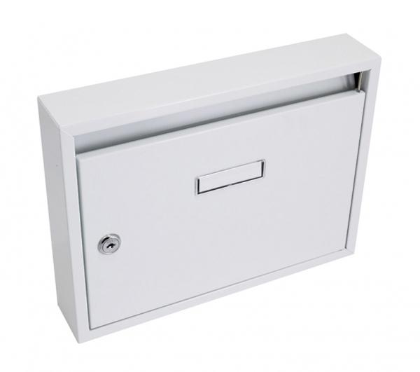 Poštová schránka G21 320 x 240 x 60 mm, biela