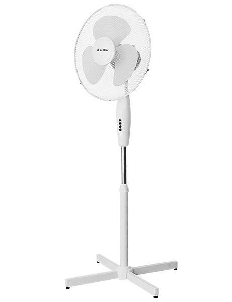 """Stojanový ventilátor 16"""" 60W otočný"""